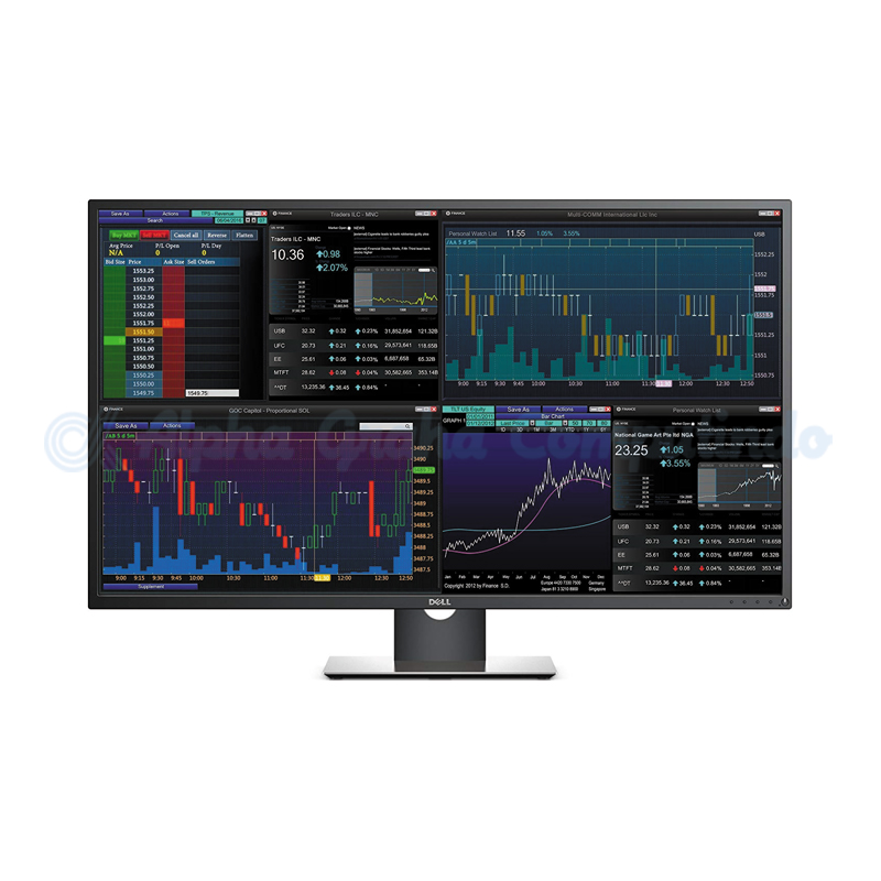 Dell   43-inch Ultra HD 4K Multi Client Monitor P4317Q