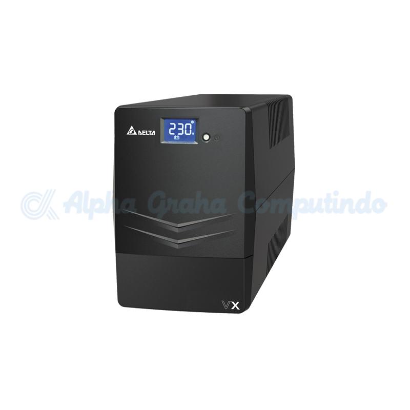 DELTA  VX Series 600VA [UPA601V2100B6]