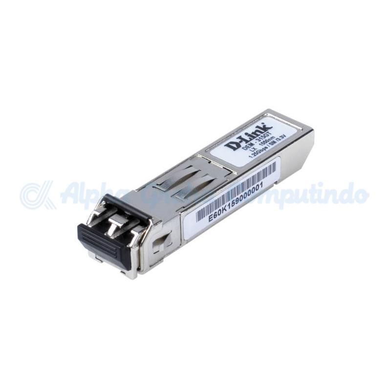 D-link SFP 1000Base?LX Single?mode Fibre Transceiver (80km) [DEM-315GT]