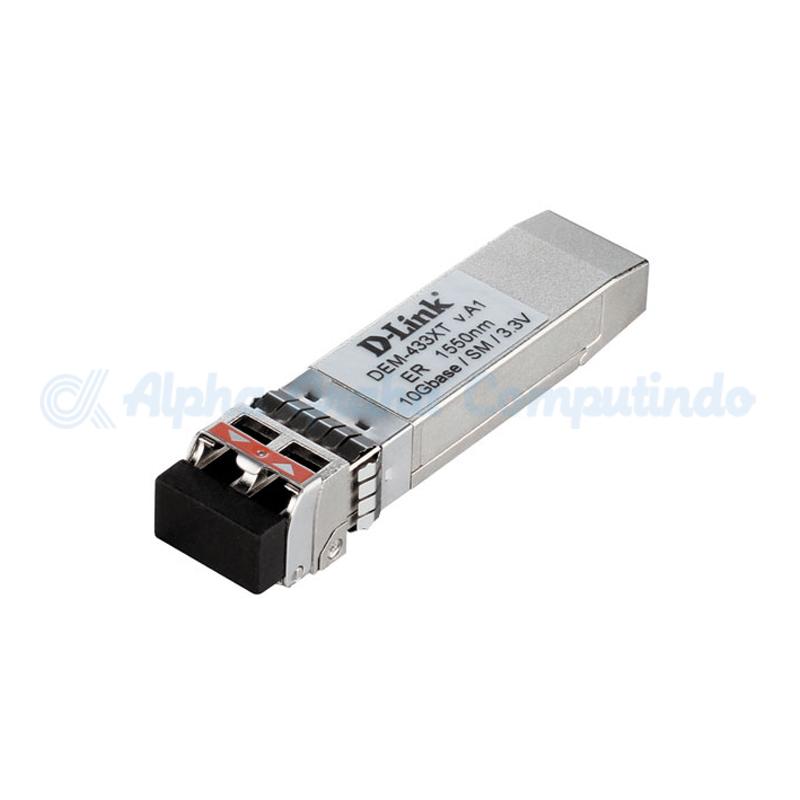 D-link 10GBase?ER SFP+ Transceiver 40km [DEM-433XT]