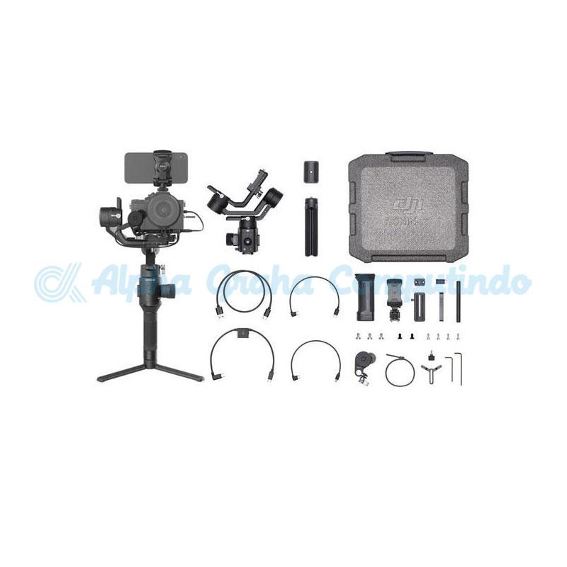 Dji Ronin SC Single Handed Stabilizer Combo Kit