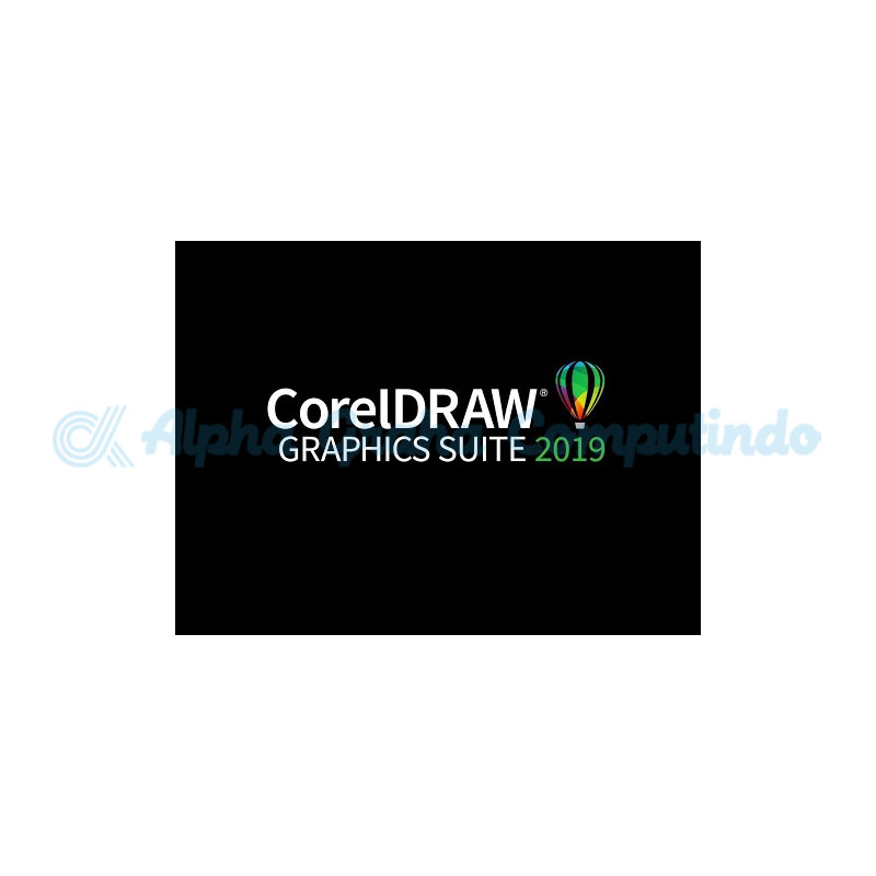 COREL  DRAW Graphics Suite 2019 Business License [LCCDGS2019MNTUPDG1]