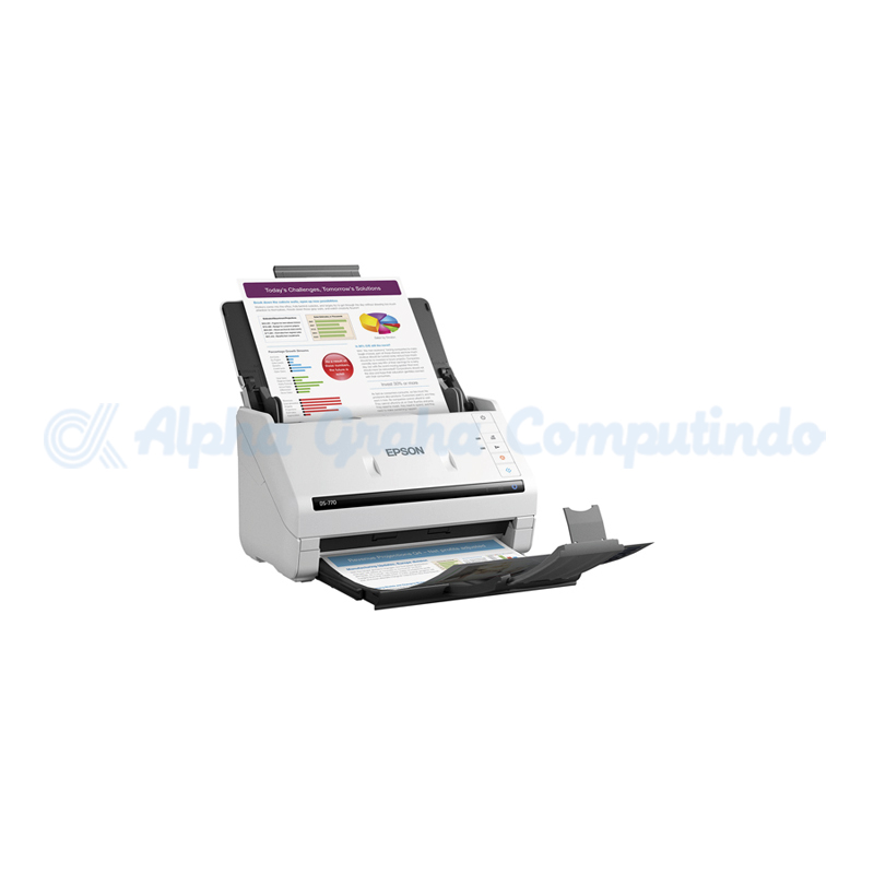 EPSON   DS-530 Color Duplex Document Scanner