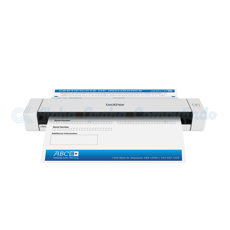 BROTHER     Mobile Document Scanner [DS-620]