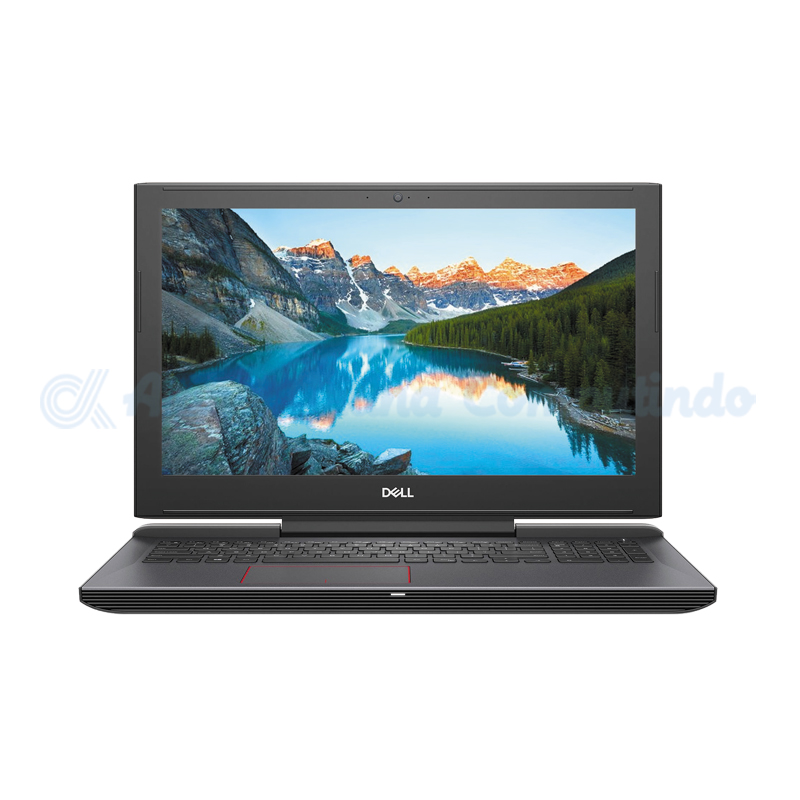 Dell  G7 7588 i7-8750H 8GB 1TB+8GB GTX1050TI 15.6-inch Fingerprint [NCR6R/Win10] Black