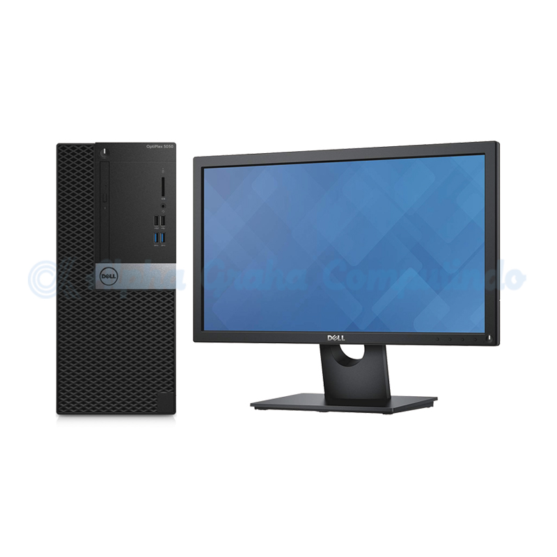 Dell    OptiPlex 5050 MT i5 4GB 1TB Win10 Pro