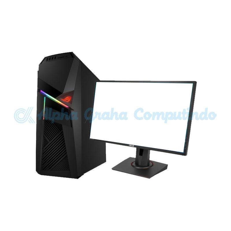 Asus Desktop PC GL12CX-ID901T i9-9900K 32GB 2TB+512GB RTX2080 24-Inch [WIN10]