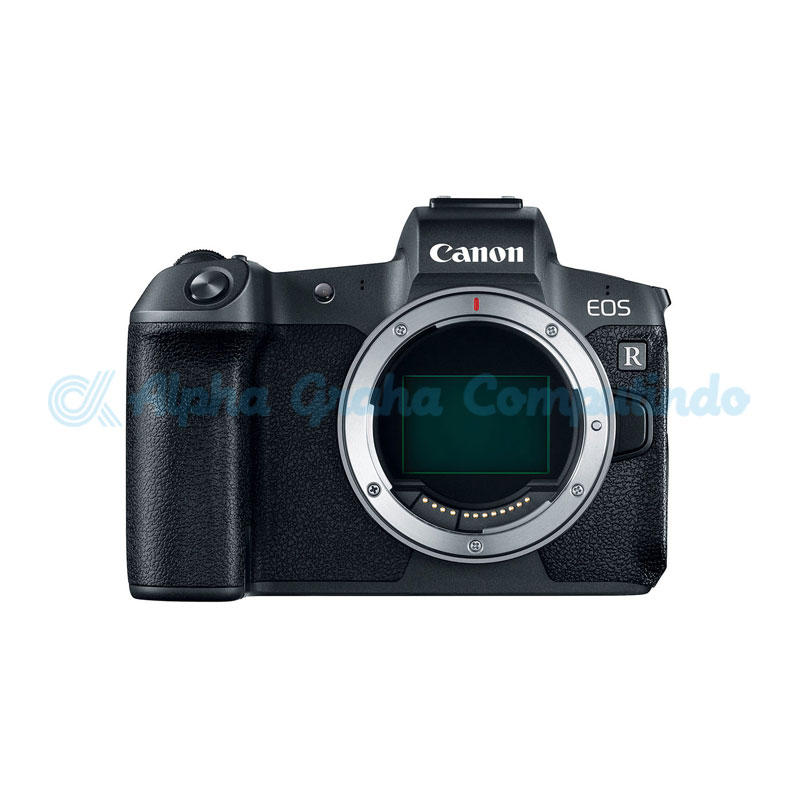 Canon  Digital EOS R Body Only