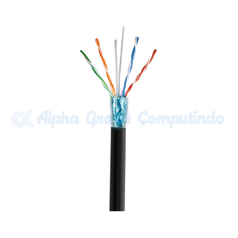 Draka    UC300 24 CAT 5E F/UTP PE, Outdoor [53035]