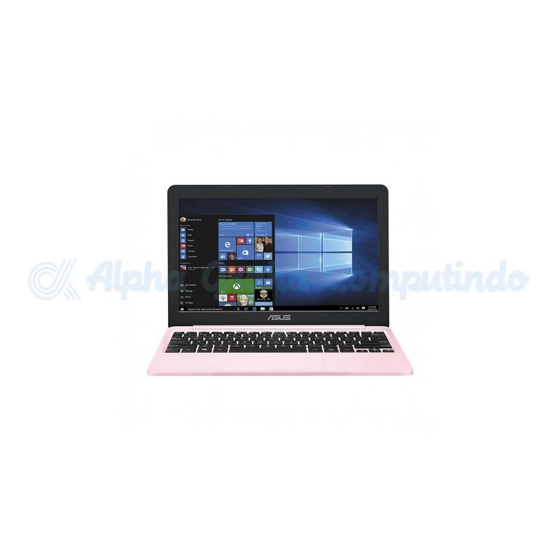 Asus    E203NAH N3350 2GB 500GB [FD013T/Win10] Petal Pink