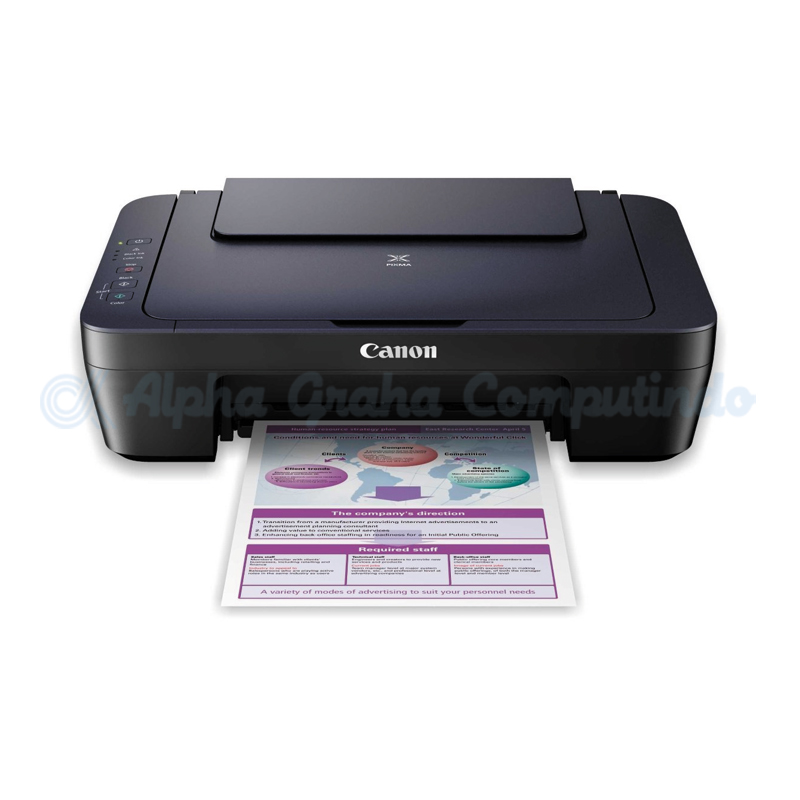 Canon  Multifunction Inkjet Printer E-410