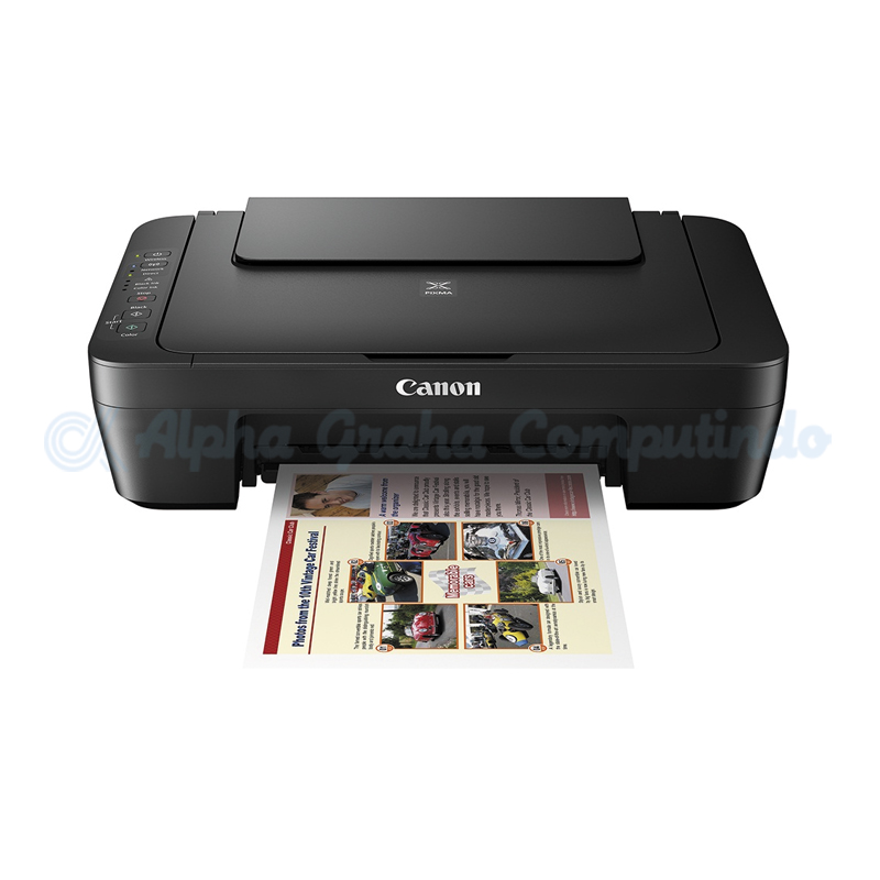 Canon Multifunction Inkjet Printer E470