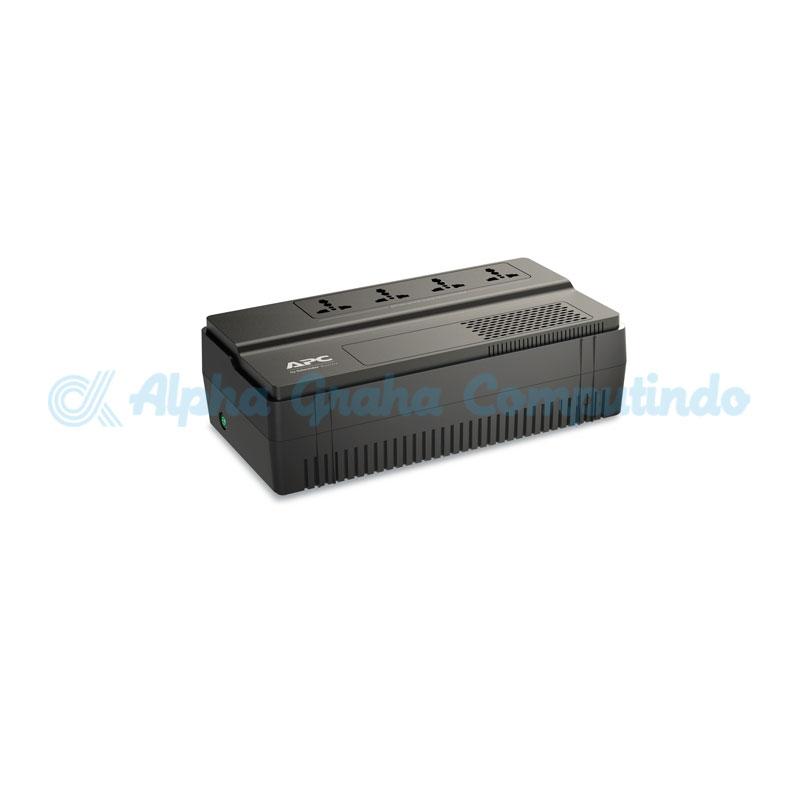 APC  EASY UPS BV 800VA AVR Universal Outlet 230V [BV800I-MS]