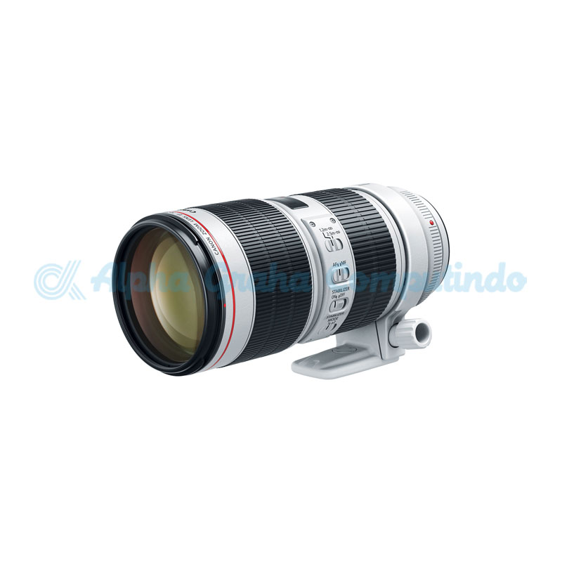 Canon  Lens 70-200 f/2.8 L IS III USM