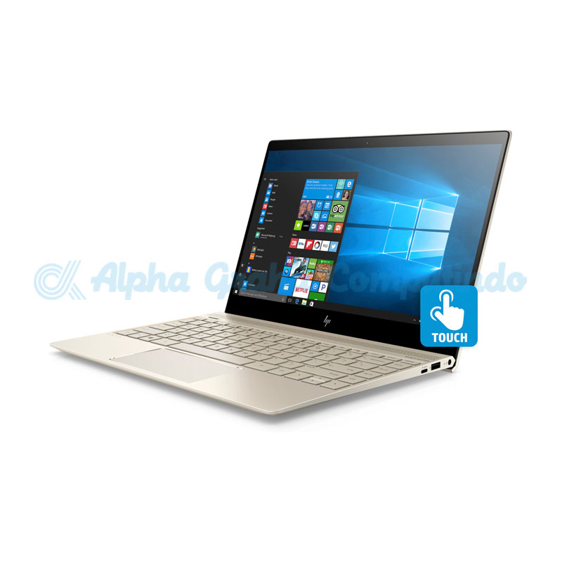 HP ENVY 13-ad182TX i7 16GB 512GB [3PT20PA/Win10HE] Gold