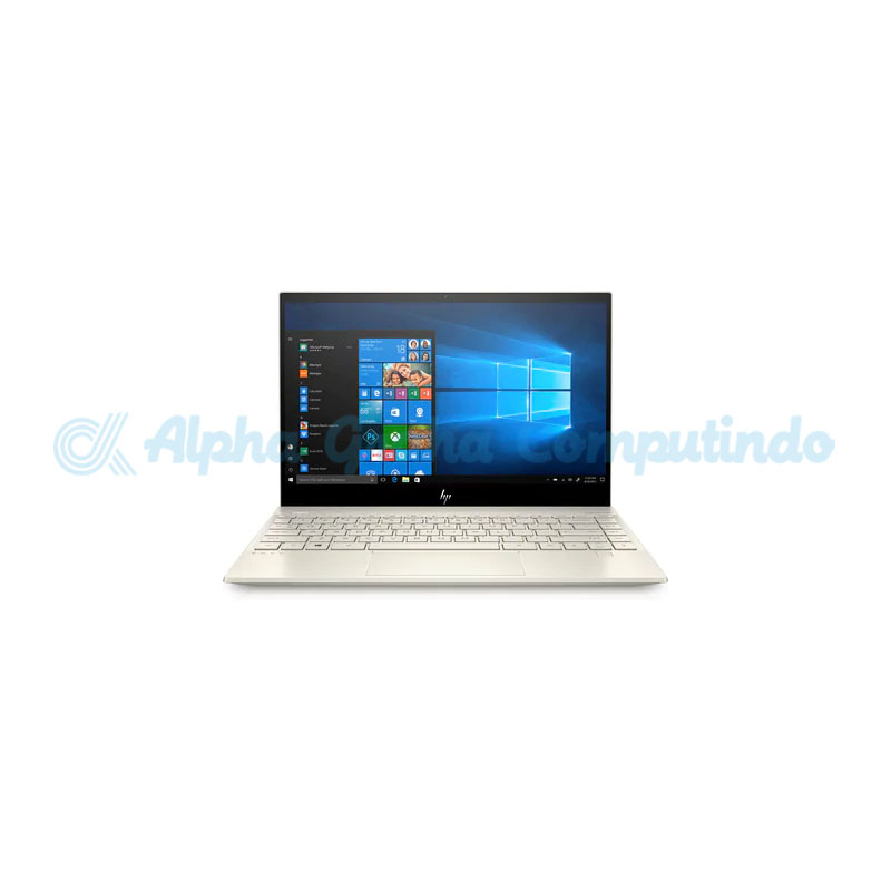 HP ENVY Laptop 13-aq1016TX i5-10210U 8GB 512GB SSD MX250 [8JU65PA/Win10] Gold