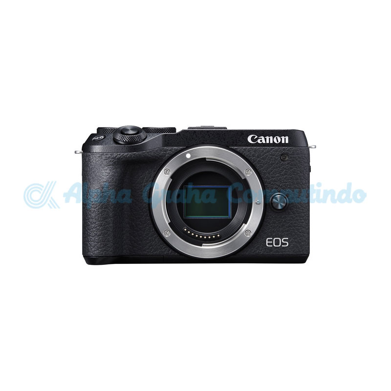 Canon EOS M6 Mark II Black Body Only [EOSM6IIB]