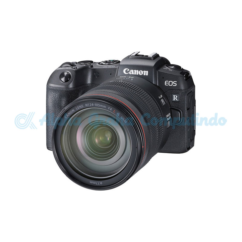 Canon EOS RP with lens 24-105mm