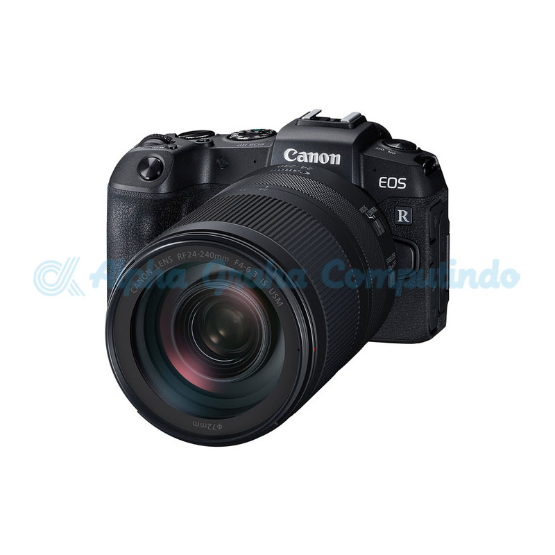 Canon EOS RP with lens 24-240mm