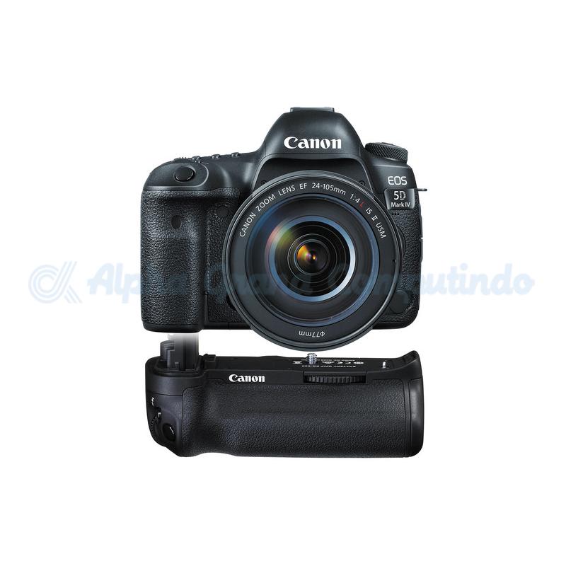 Canon Digital EOS 5D Mark IV with Lens EF 24-105mm L [EOS5DIV105]