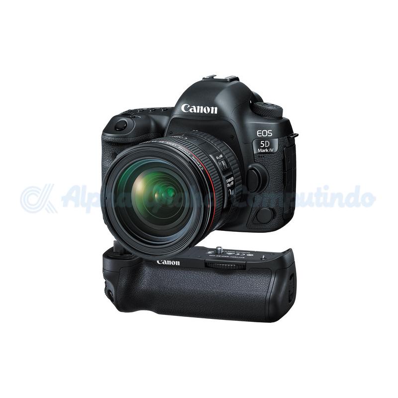 Canon Digital EOS 5D Mark IV with Lens EF 24-70mm L [EOS5DIV70]
