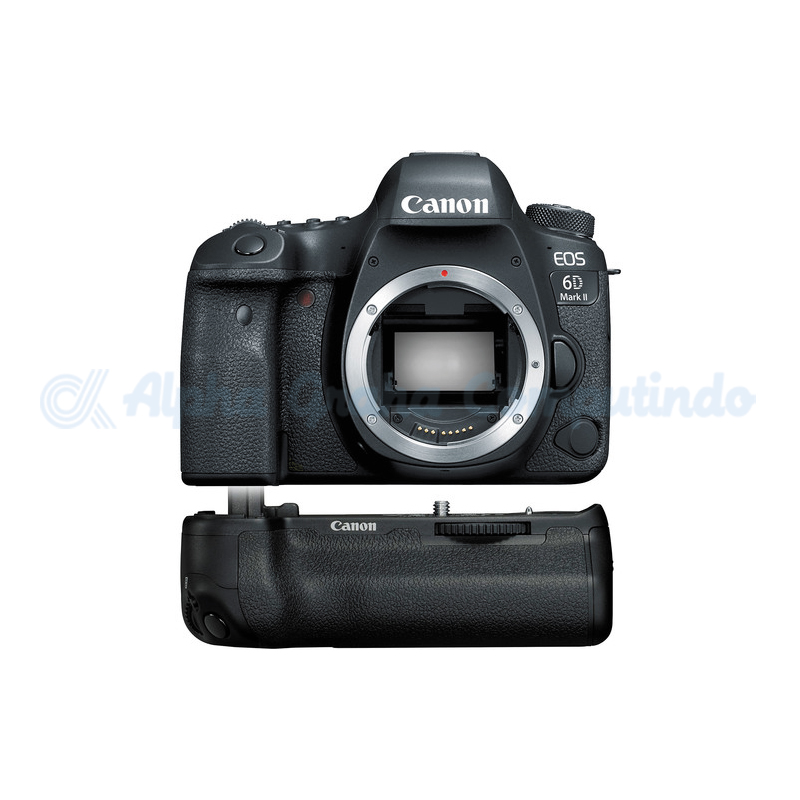 Canon Digital EOS 6D mark II Body Only Wifi [EOS6DII]