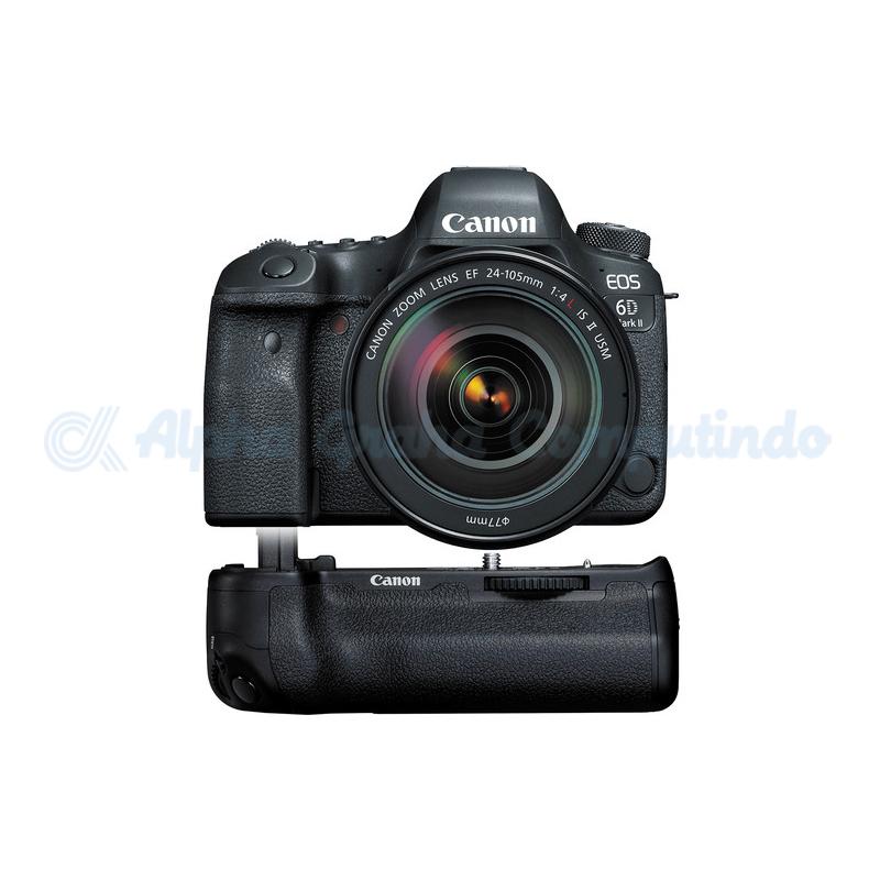 Canon Digital EOS 6D mark II with lens24-105mm LW [EOS6DIIL105]
