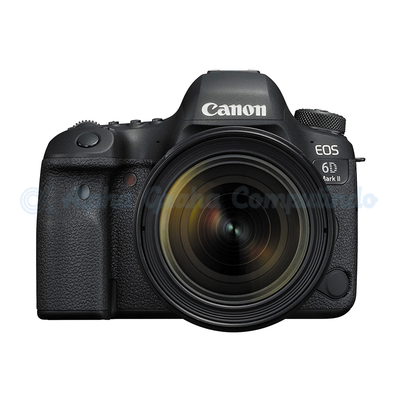 Canon  Digital EOS 6D mark II with lens 24-70mm LW [EOS6DIIL70]