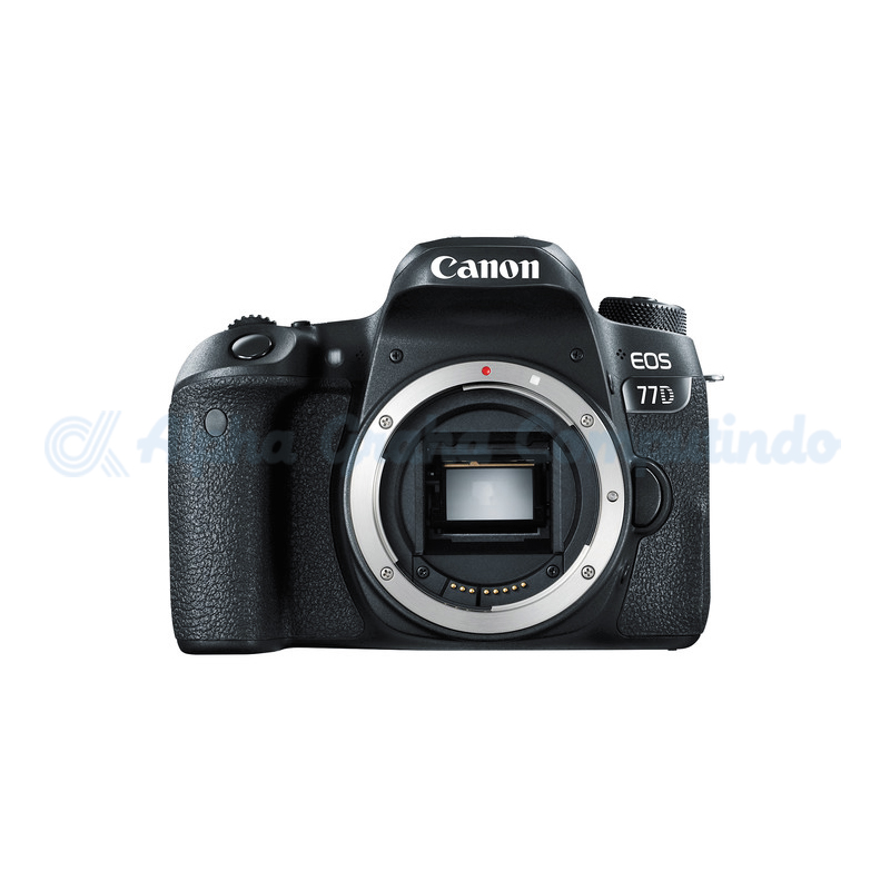 Canon  Digital EOS 77D Body Only [EOS77D]