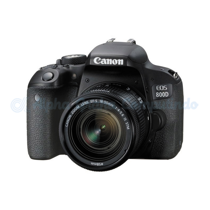 Canon  Digital EOS 800D with lens 18-55mm [EOS800DL]