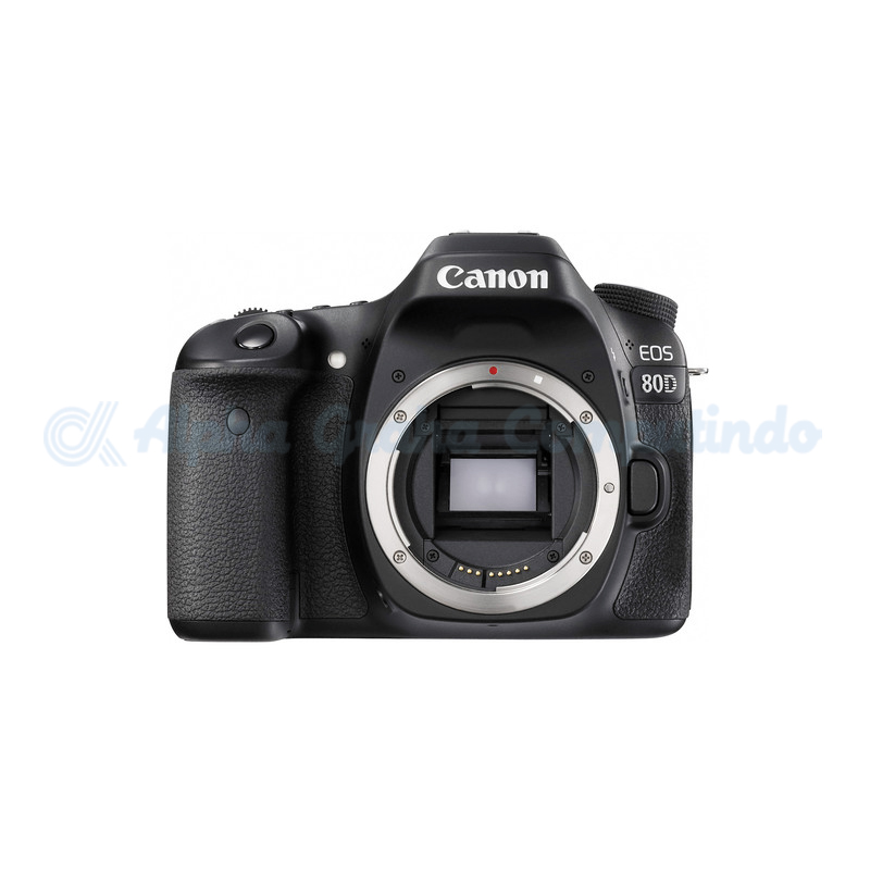 Canon  Digital EOS 80D Body Only Wifi [EOS80D]