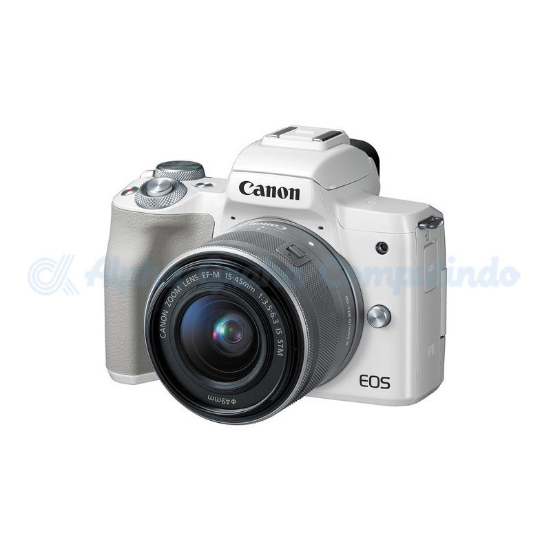 Canon  EOS M50 Body White [EOSM50W]