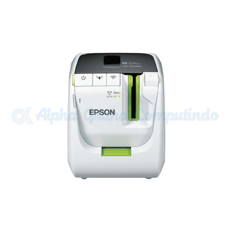EPSON  LabelWorks LW-1000P Wi-Fi PC-Connectable Label Printer [C51CD06040]