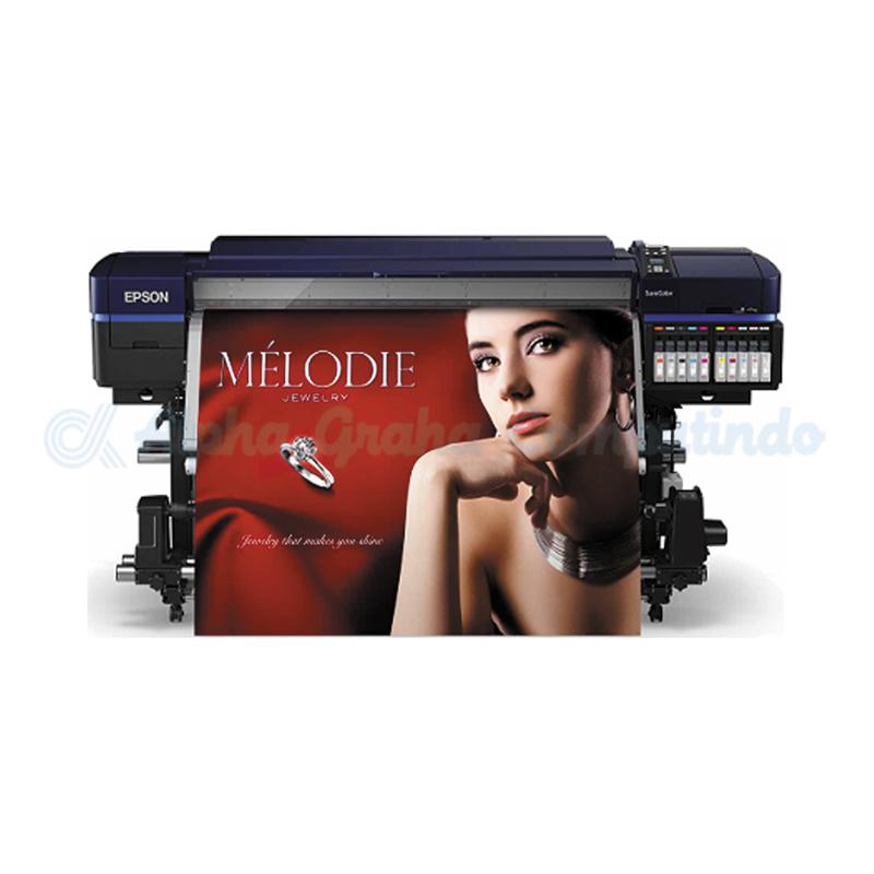 EPSON  SureColor SC-S80670 Eco-Solvent Signage Printer [C11CE45402]