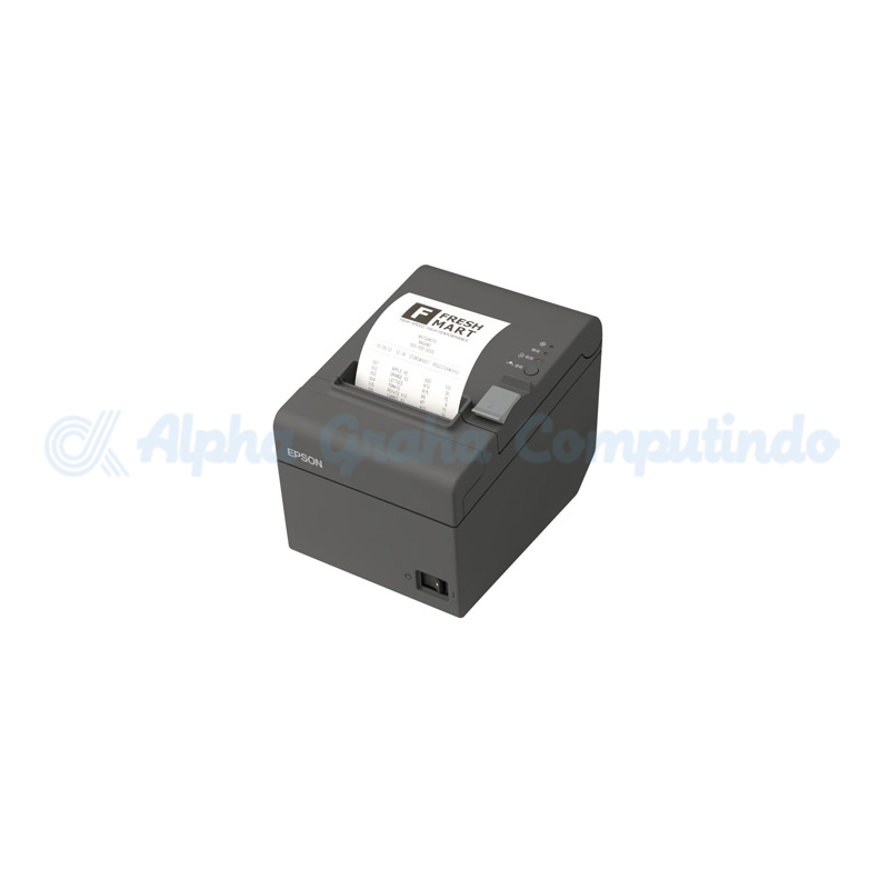 EPSON TM-T82II Thermal POS Receipt Printer USB + Serial