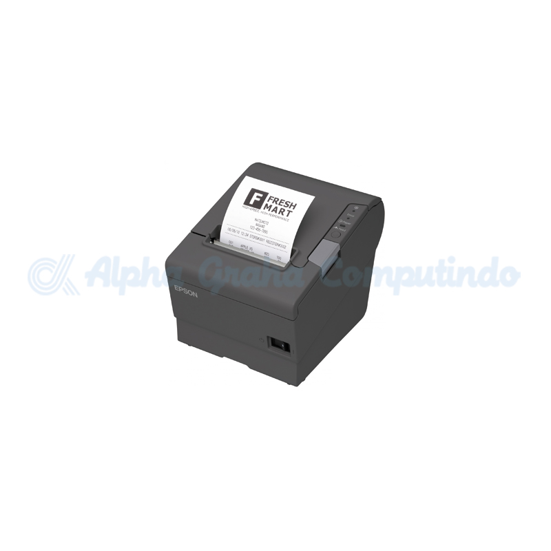 EPSON TM-T88V POS Receipt Printer Serial & USB