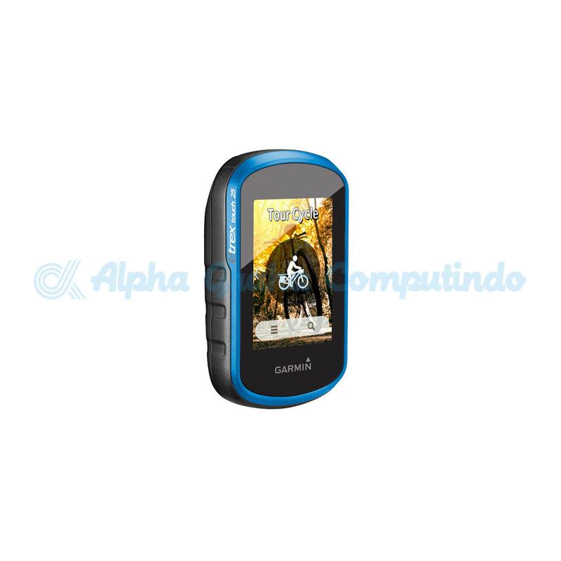 Garmin  Etrex Touch 25 Worldwide
