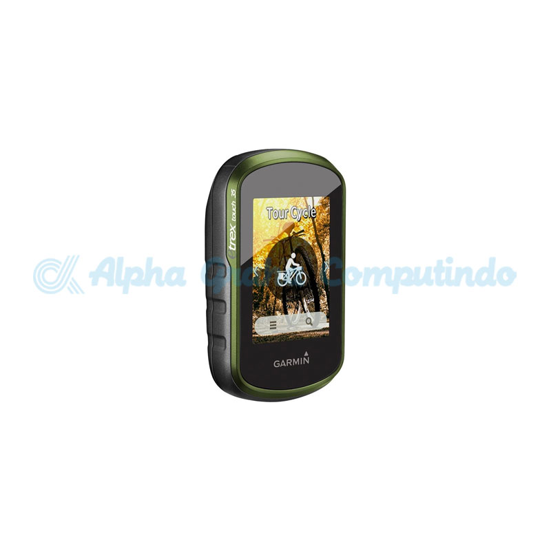 Garmin  Etrex Touch 35 Worldwide