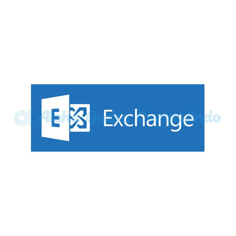 Microsoft  [Exchange Standard CAL]ExchgStdCAL ALNG LicSAPk OLV E 1Y Acdmc Ent UsrCAL[Pendidikan] [381-04236]