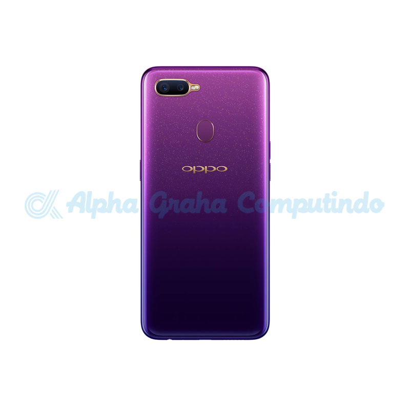 Oppo  F9 CPH1823 4GB RAM 64GB ROM Starry Purple