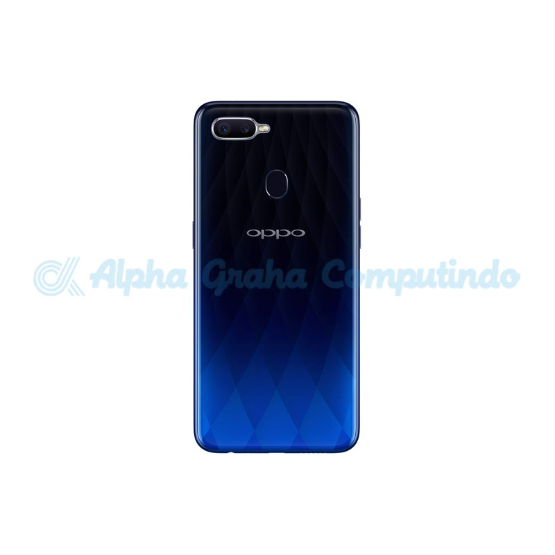 Oppo F9 CPH1823 4GB RAM 64GB ROM Twilight Blue