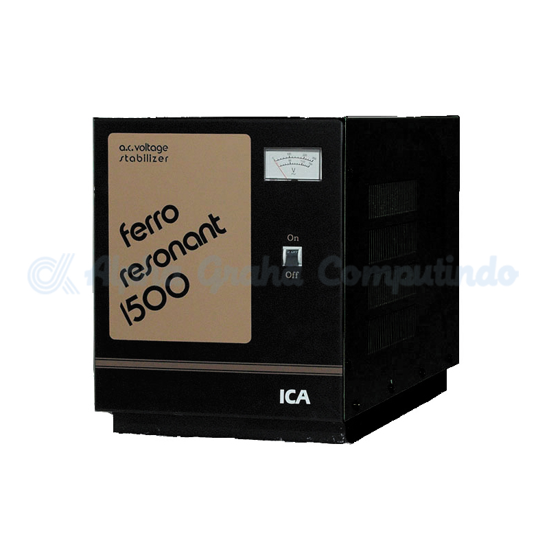 ICA   Ferro Resonant FR Series Capacity 1500 VA (FR 1500)