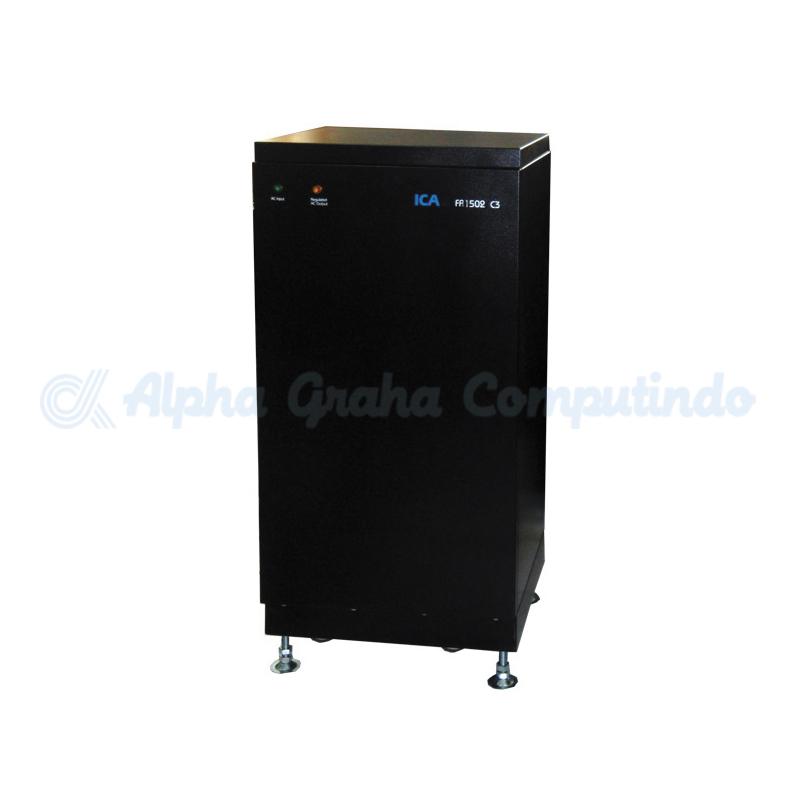 ICA   Ferro Resonant FR Series Capacity 15 KVA (FR 1502C3)