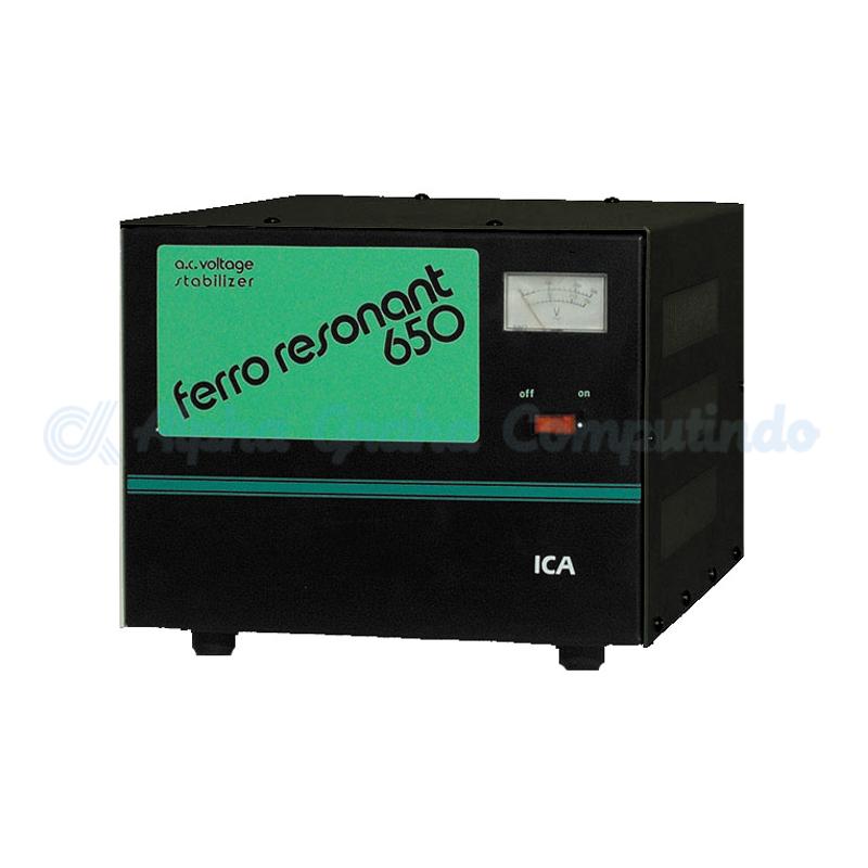 ICA   Ferro Resonant FR Series Capacity 650 VA (FR650)