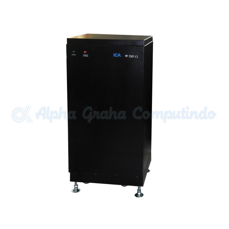 ICA   Ferro Resonant FR Series Capacity 7,5 KVA (FR 7501C1)