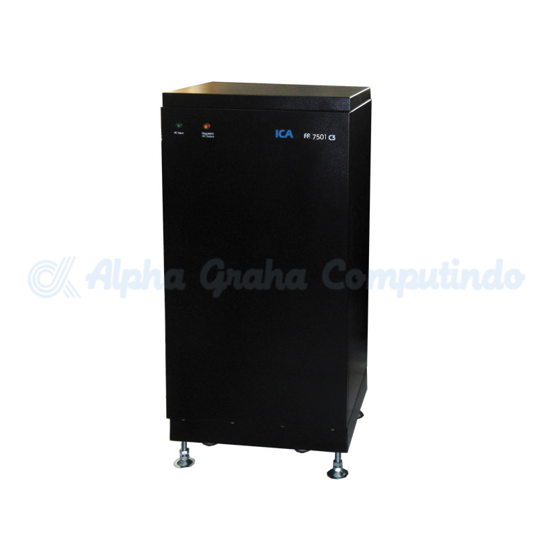 ICA   Ferro Resonant FR Series Capacity 7,5 KVA (FR 7501C3)