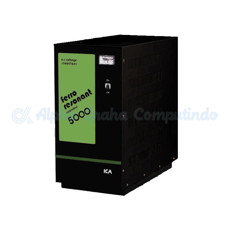 ICA   Ferro Resonant Control FR c Series Capacity 5000 VA (FRc 5000)