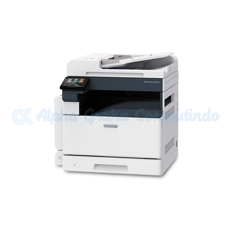 Fuji Xerox DocuCentre SC2022 (Standard CPS + USB Memory kit + Warranty 3/3/3)