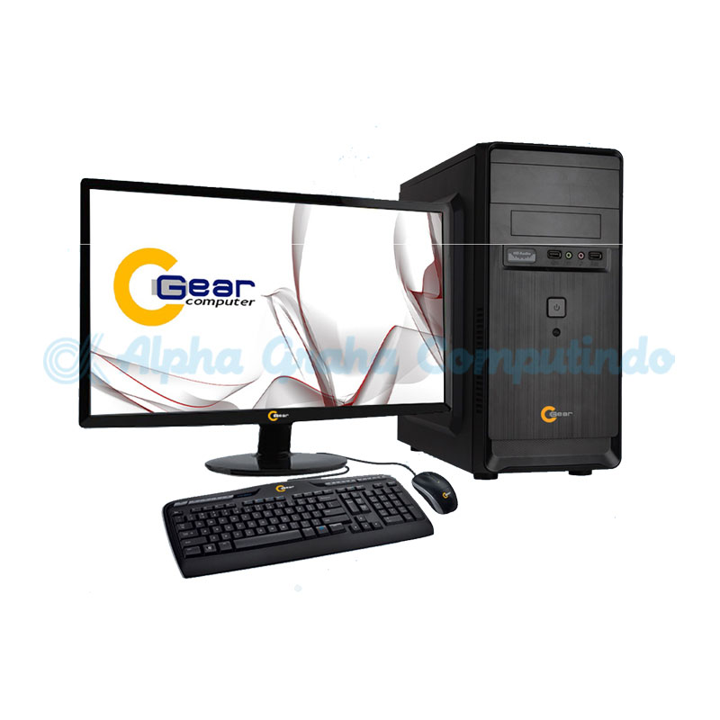 Gear  PC Client Intel Pentium 2GB 160GB [GC-720LP18/Win10 Home]
