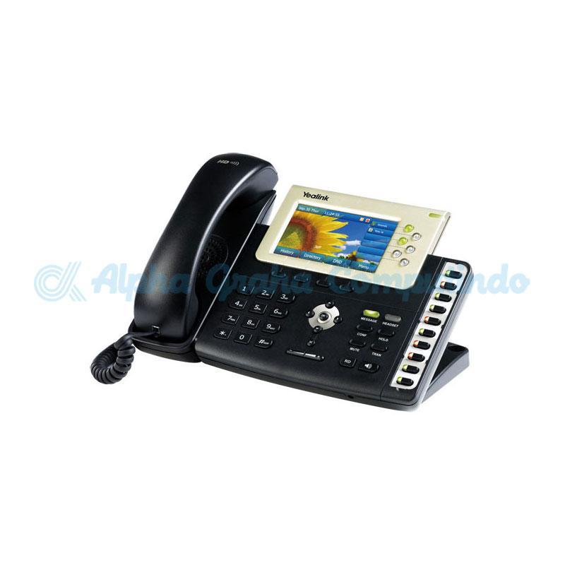 YEALINK  Gigabit Color IP Phone SIP -T29G